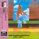 Passio Secundum Mattheum by Latte E Miele