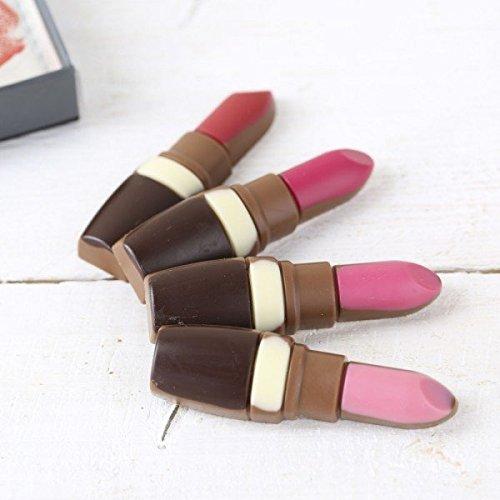 Rouge à Lèvres en Chocolat (x4) - Cadeau Maestro