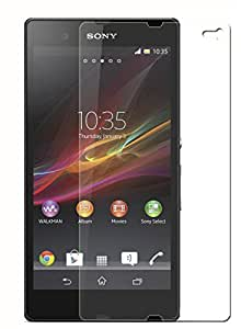 Mercator Flexible tempered Glass screen Protector for Sony Xperia Z1