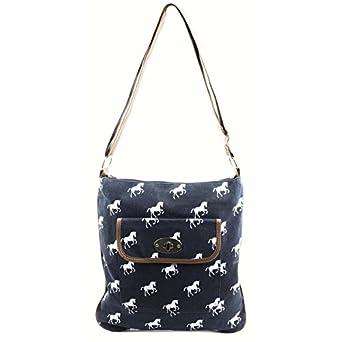 Elementz Ladies Horse Side Bag Size 1SIZE: Amazon.co.uk