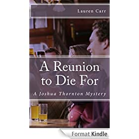 A Reunion to Die For (A Joshua Thornton Mystery Book 2) (English Edition)