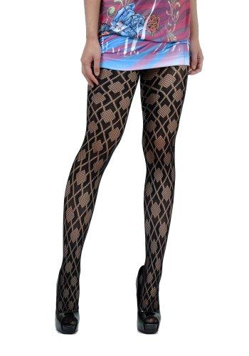 Soho Lady Ladies Panty-Hose Ss-Pht-Black