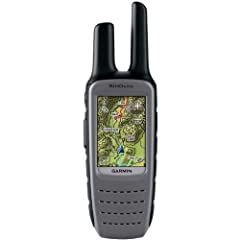 Garmin Rino 655t US GPS with TOPO 100K Maps by Garmin