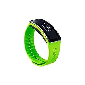 Samsung ETSR350BMEGWW Bracelet d'origine pour Samsung Galaxy Gear Fit Vert