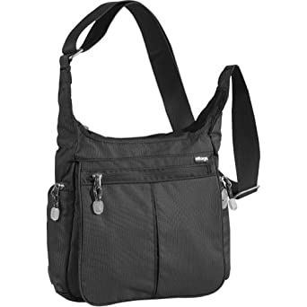 eBags Piazza Day Bag (Black/Ocean)