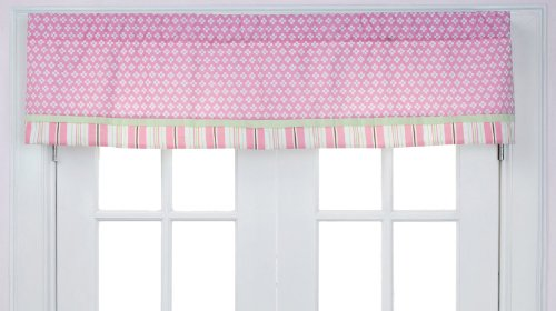 Kids Line CA2208V Valance, Sweet Monkey