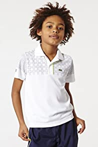 Boy's Short Sleeve Super Dry Polo