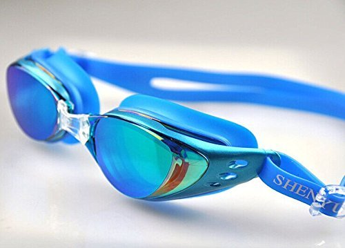 Summer Fashion Unisex Woman Men Water Sportswear Anti-fog UV Shield Protect Waterproof Eyewear Goggles Swimming Glasses
