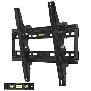 Cheetah Mounts Plasma LCD Flat Screen TV Tilt Wall Mount Bracket for 23-37