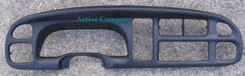 1998-2001 1999 2000 Dodge Ram 1500 Dash Bezel radio dashboard instrument cluster gauge trim dash board Replacement - 1998-2002 Dodge Ram 2500 3500 pickup truck - by Active Company (02 Ram Dash Cover compare prices)