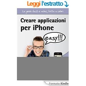 Creare applicazioni per iPhone easy