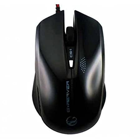 TEAM SCORPION G-Rever: Gaming Mouse features USB, scroll wheel, real-time DPI switch (600-2400 DPI) and special grip