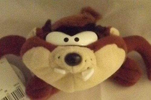 "Looney Tunes Taz 7"" Plush Bean Bag - 1"