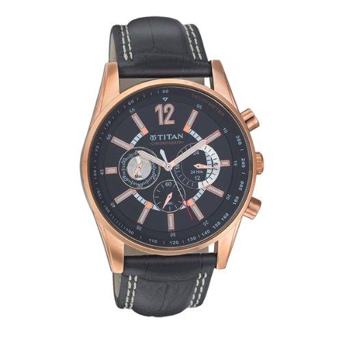 Titan-Octane-Chronograph-Black-Dial-Mens-Watch-9322WL02