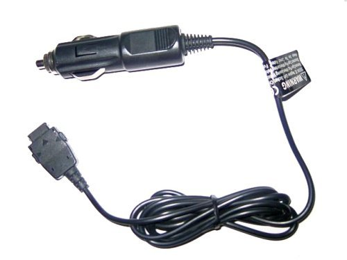 ChargerCity Exclusive Vehicle Power Cable car charger for Garmin Nuvi 6xx 7xx 8xx GPS (Need to Pair with Original Charging Cradle)