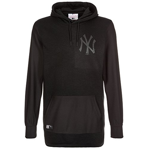 NEW ERA FELPA MLB REMIX DE PO HOODY BLACK (L)