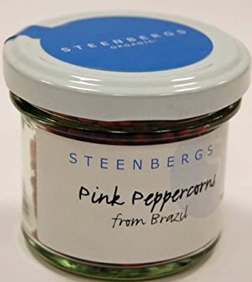 Pink Peppercorns from Steenbergs