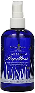 Aroma Paws All Natural Repellant Spray, 7-Ounce