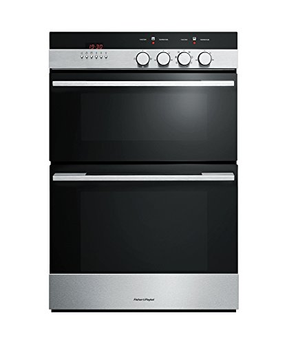 Fisher & Paykel OB60BCEX4 Double Oven 7 functions 89424