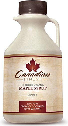 Canadian Finest Maple Syrup - 100% Pure Certified