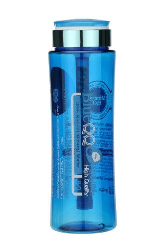 Blueqq The Ultimate Alkaline Natural Mineral Water Ionizer 700Ml