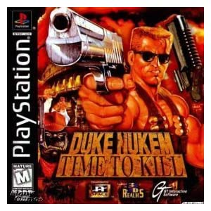 41ablPVw7DL. SL500 AA300  Download Duke Nukem: Time to Kill 1998   PS1
