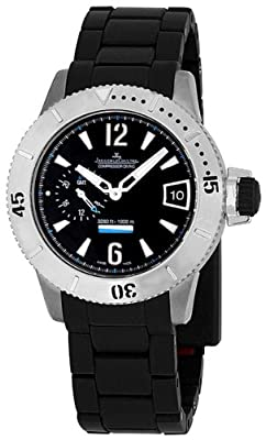 Jaeger LeCoultre Master Compressor Diving GMT 46.3 Mens Watch Q184T770 by Jaeger Lecoultre