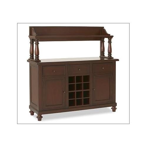 Pottery Barn Montego Furniture: Pottery Barn Montego Wine Buffet & Hutch