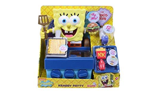 Simba 109493085 - SpongeBob Krabby Patty Cucina
