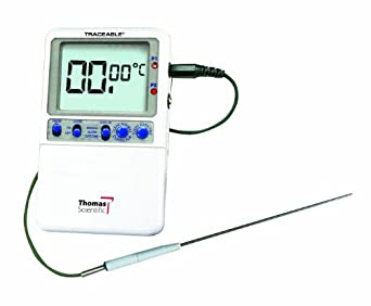 Thomas Traceable Extreme-Accuracy Thermometer