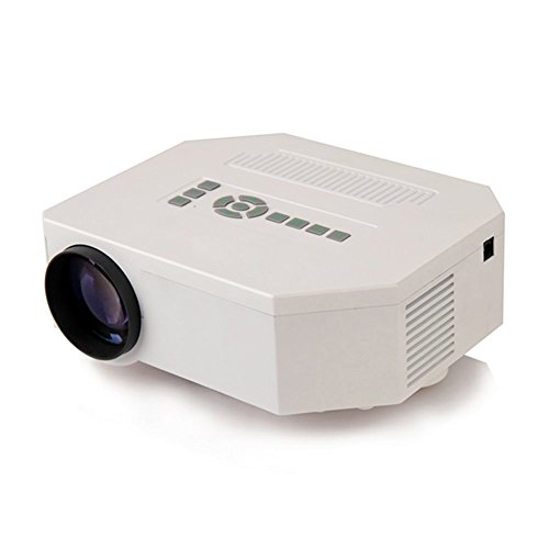 Mcwell 2016 New Updated Multi-media 150 Lumens Hd Portable LED Projection Micro Projector