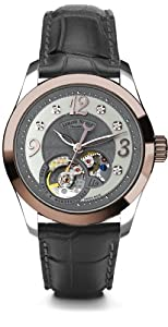 Armand Nicolet Women's 8653A-GN-P953GR8 LL9 Limited Edition Two-Toned Classic Automatic Watch