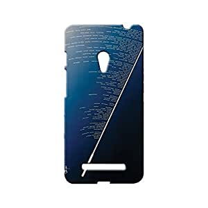 BLUEDIO Designer Printed Back case cover for Asus Zenfone 5 - G7506