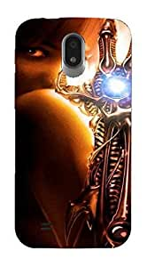 UPPER CASE™ Fashion Mobile Skin Vinyl Decal For Xolo T1000 Play [Electronics]