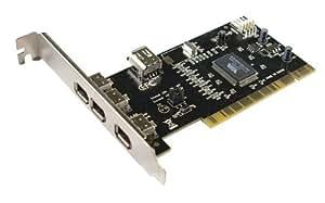 LogiLink PCI Schnittstellenkarte IEEE1394 3+1x