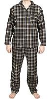 Moonline élégant-flanelle-pyjama tenue d'intérieur confortable dans le dos-karodruck disponibles dans différentes couleurs et tailles disponibles - 100%  coton