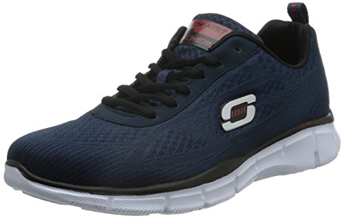 skechers-equalizer-quick-reaction-sneakers-da-uomo-blu-nvy-42