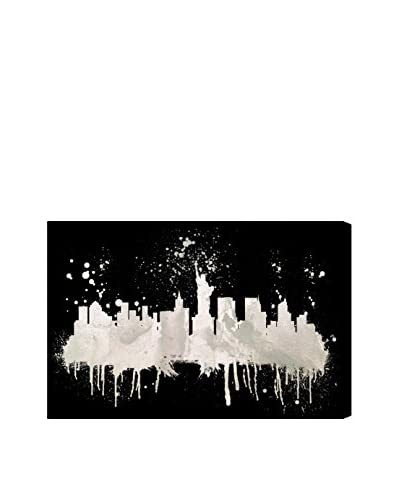 Oliver Gal New York Skyline 2 Canvas Art