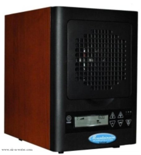 Sunheat MA-4000 Six Stage Portable Electronic Air Purifier with HEPA Filter, 20KV Ionizer and Two Plate Ozone Generator at Sears.com