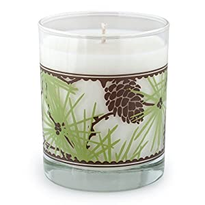Zuz Design Pine Cone Soy Candle