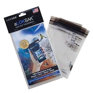 """Aloksak Bags 4.5x7"""" (3pk) by Aloksak"""