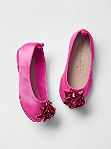 Gap Baby Kate Spade York &Hearts; Gapkids Gift Bow Ballet Flats Size 8 from Gap