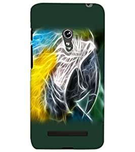 ASUS ZENFONE 5 BIRD EYE Back Cover by PRINTSWAG