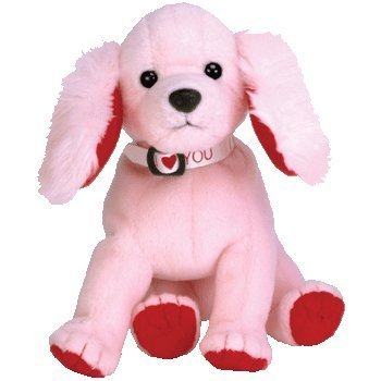 Ty Beanie Babies Sonnet - Pink Poodle