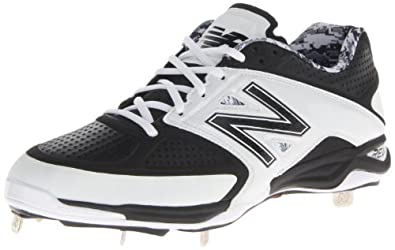 New Balance Mens L4040 Metal Low Baseball Shoe by New Balance