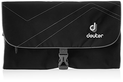deuter-wash-bag-nero-nero-titanio-taglia-unica