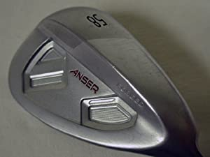 Buy Ping Anser Forged Lob Wedge 58Black Dot (Steel DG Spinner) LW Golf Club by Ping