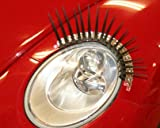 Universal Black Car Headlight Lashes