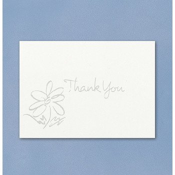 Jungle Print Thank You Cards