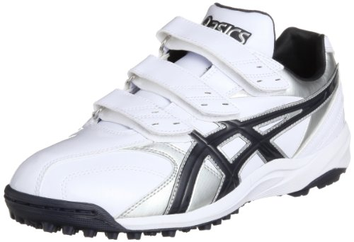 [ASICs, asics baseball BEAMINGLUSTER TR SFT142 0150 (White / Navy /27.0)